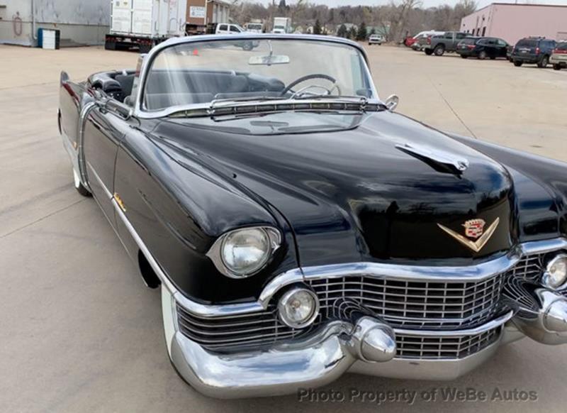 1954 Cadillac Eldorado 8