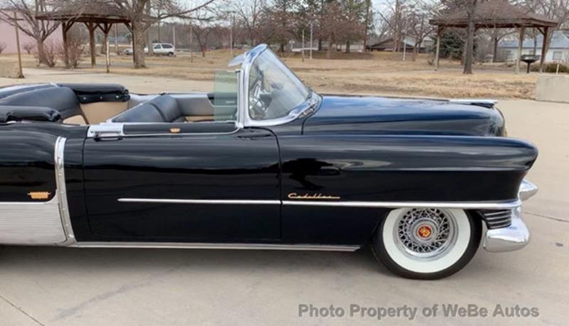 1954 Cadillac Eldorado 9