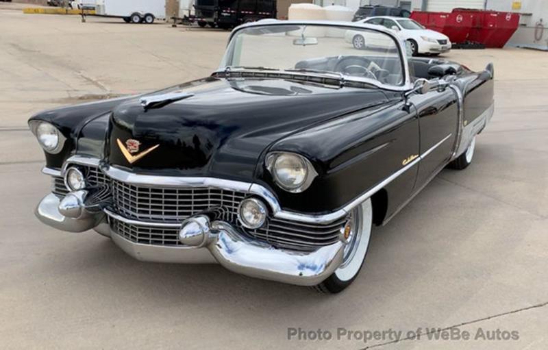 1954 Cadillac Eldorado 13
