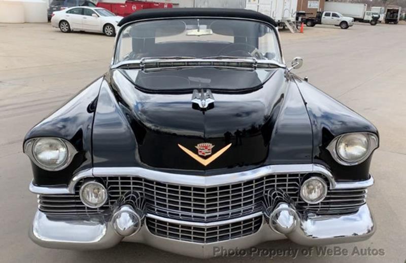 1954 Cadillac Eldorado 7