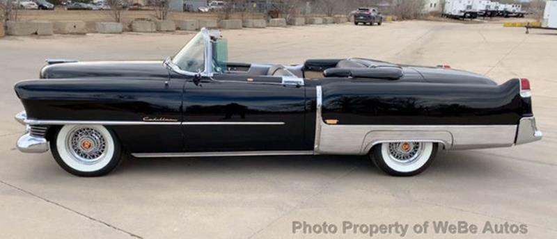 1954 Cadillac Eldorado 14