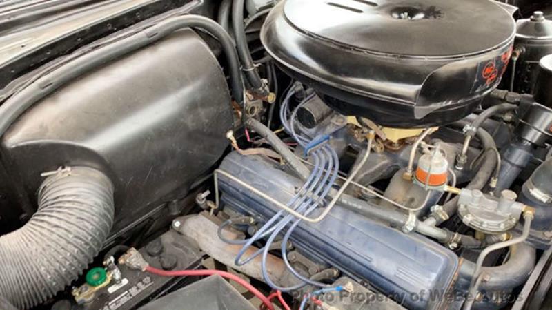 1954 Cadillac Eldorado 33