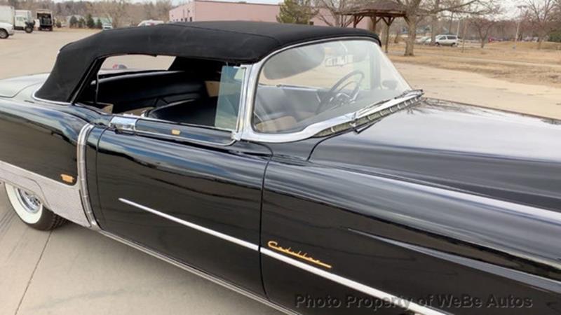 1954 Cadillac Eldorado 18