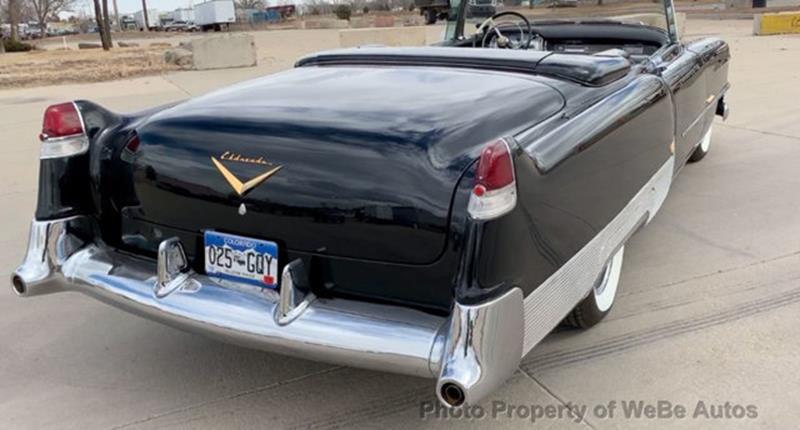 1954 Cadillac Eldorado 12