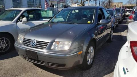2004 Volkswagen Jetta for sale in Calverton, NY