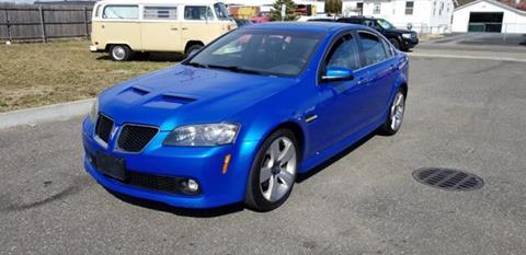 2009 Pontiac G8 for sale in Calverton, NY