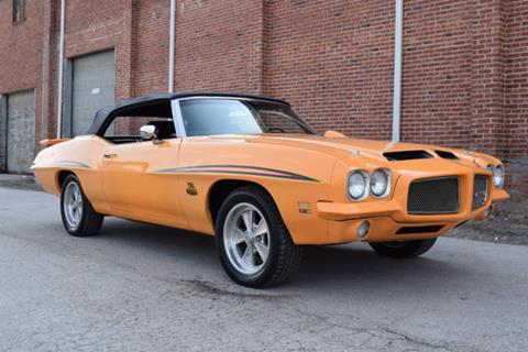 1971 Pontiac GTO for sale in Calverton, NY