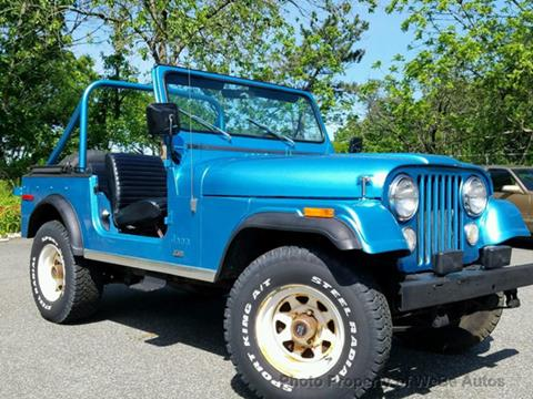 1976 Jeep CJ-7 for sale in Calverton, NY