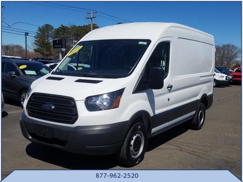 2018 Ford Transit Cargo