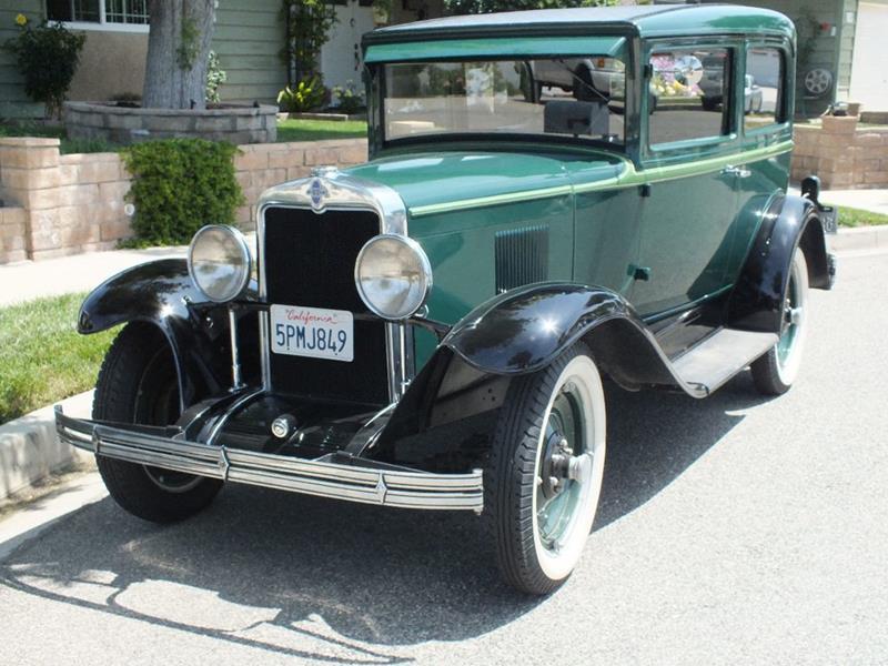 1929 Chevrolet 210