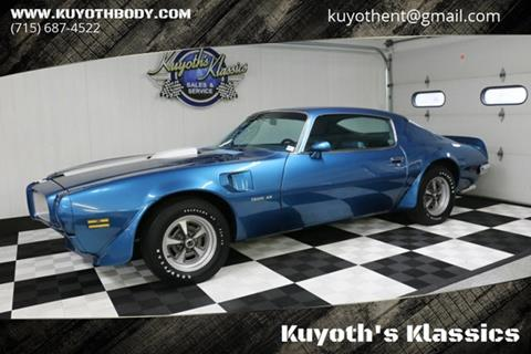 1970 Pontiac Trans Am for sale in Calverton, NY