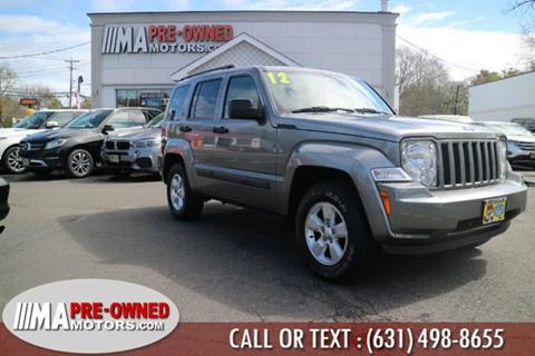 2012 Jeep Liberty for sale in Calverton, NY