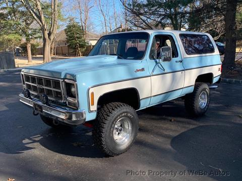 1979 GMC Jimmy for sale in Calverton, NY