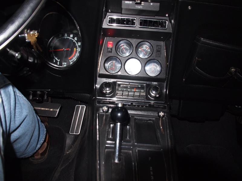 1968 Chevrolet Corvette 43