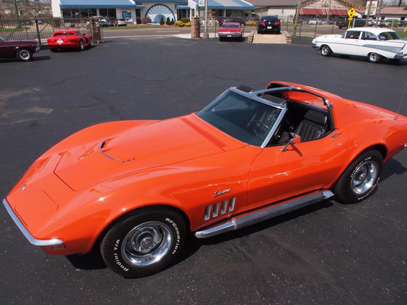1968 Chevrolet Corvette 62