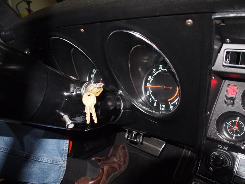 1968 Chevrolet Corvette 36