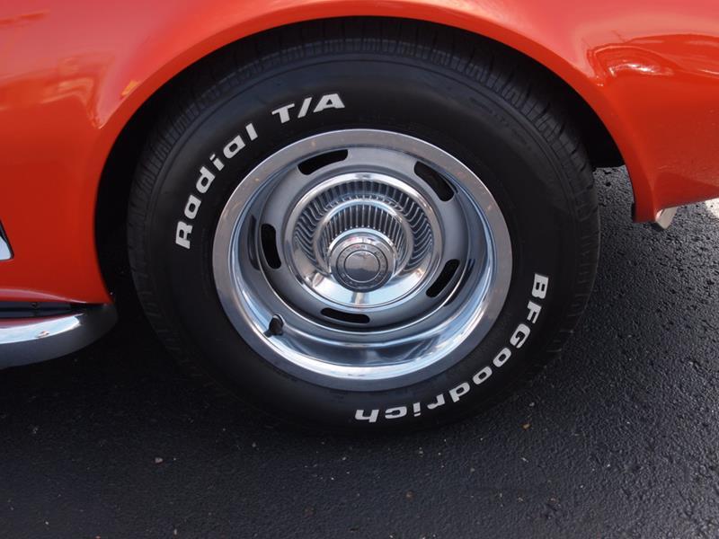 1968 Chevrolet Corvette 25