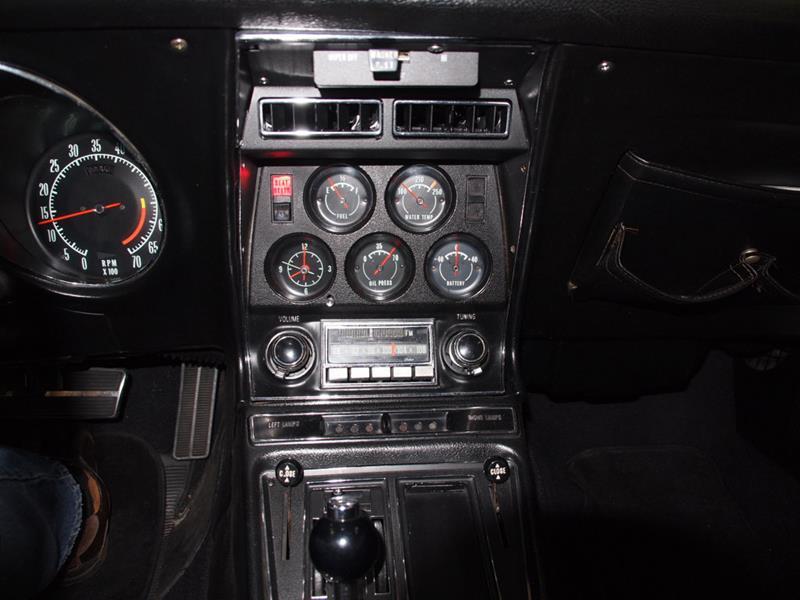 1968 Chevrolet Corvette 42