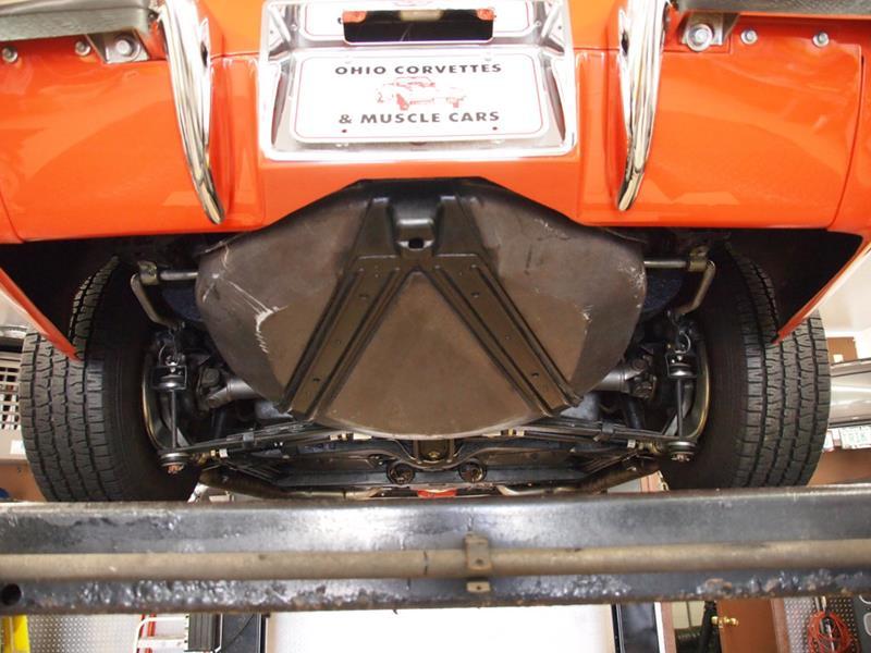 1968 Chevrolet Corvette 44