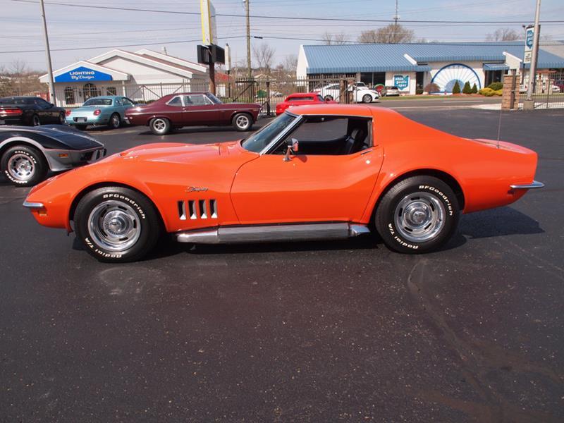 1968 Chevrolet Corvette 6