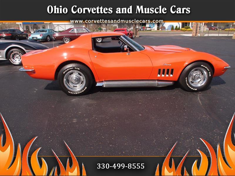 1968 Chevrolet Corvette 1