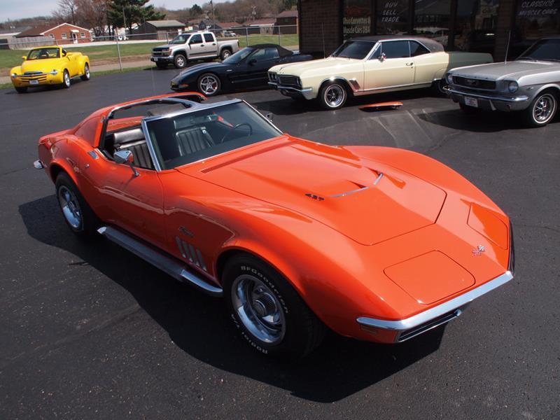 1968 Chevrolet Corvette 30