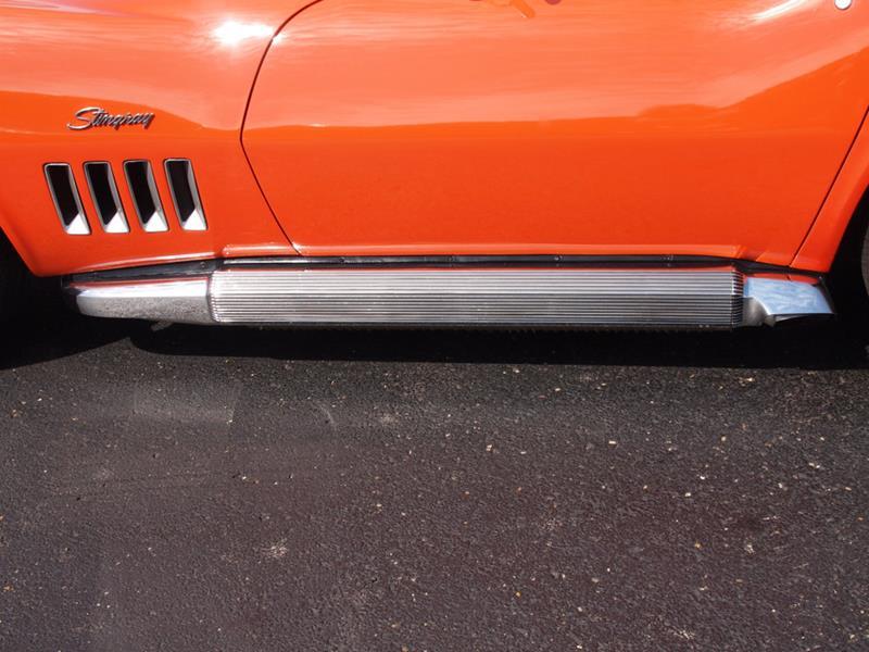 1968 Chevrolet Corvette 26