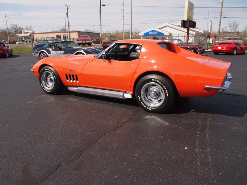 1968 Chevrolet Corvette 7