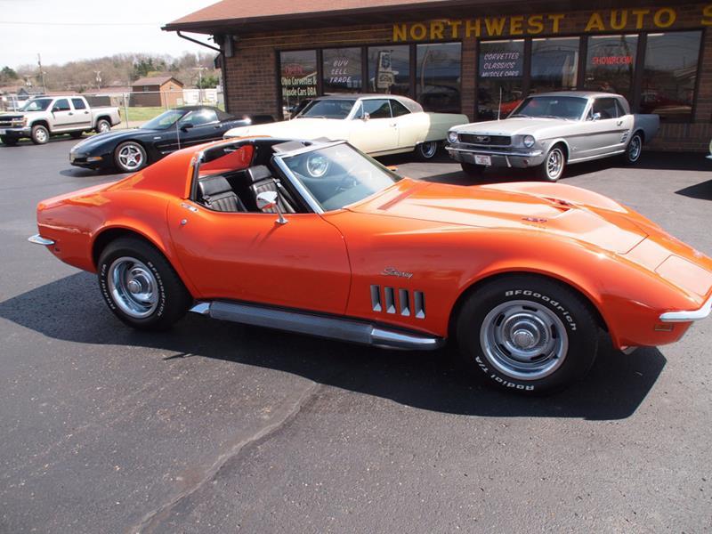 1968 Chevrolet Corvette 64