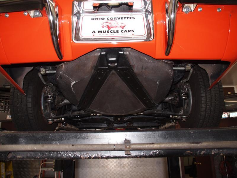 1968 Chevrolet Corvette 45