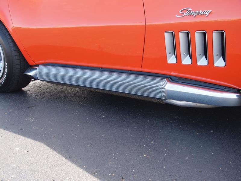 1968 Chevrolet Corvette 29