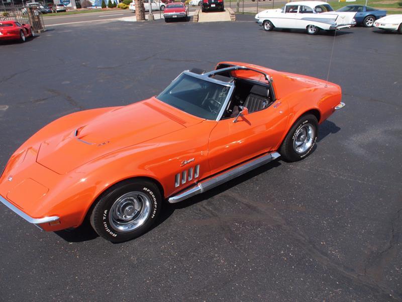 1968 Chevrolet Corvette 63