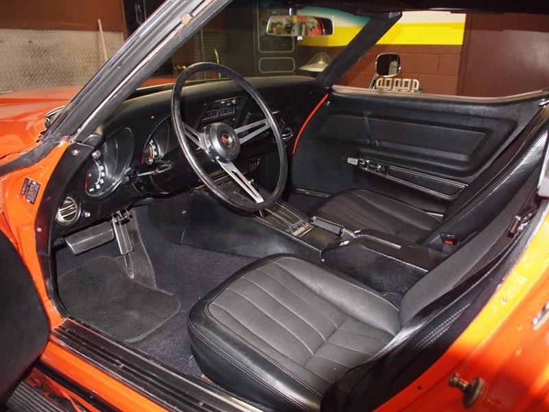1968 Chevrolet Corvette 35