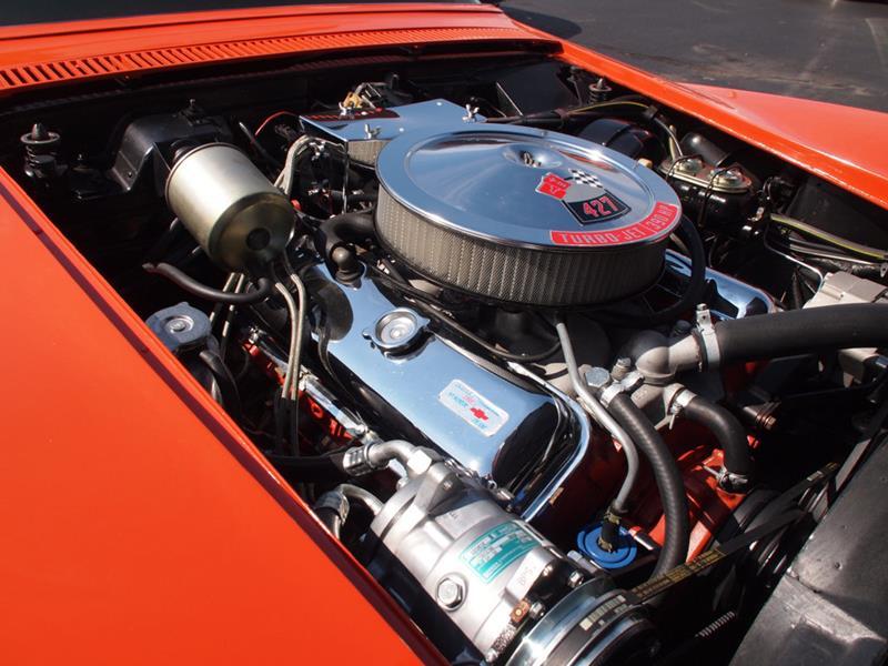 1968 Chevrolet Corvette 15