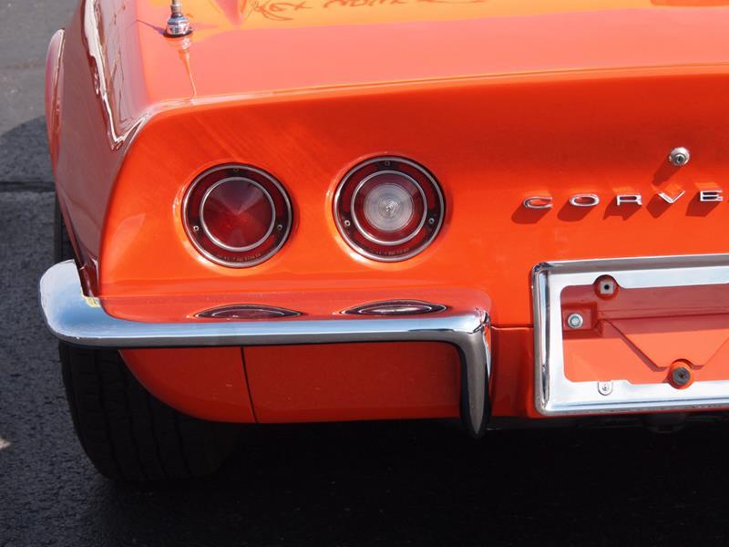 1968 Chevrolet Corvette 32