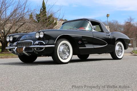 Used 1961 Chevrolet Corvette For Sale Carsforsale Com
