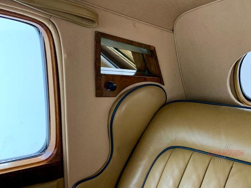 1953 Rolls-Royce Silver Dawn 30