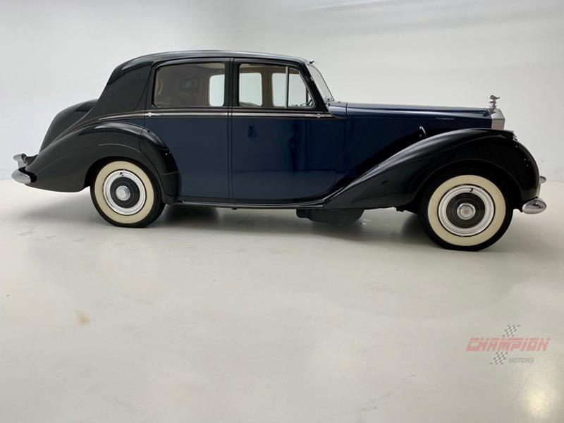 1953 Rolls-Royce Silver Dawn 7