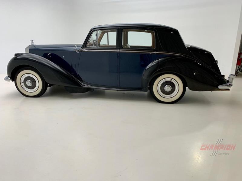 1953 Rolls-Royce Silver Dawn 13