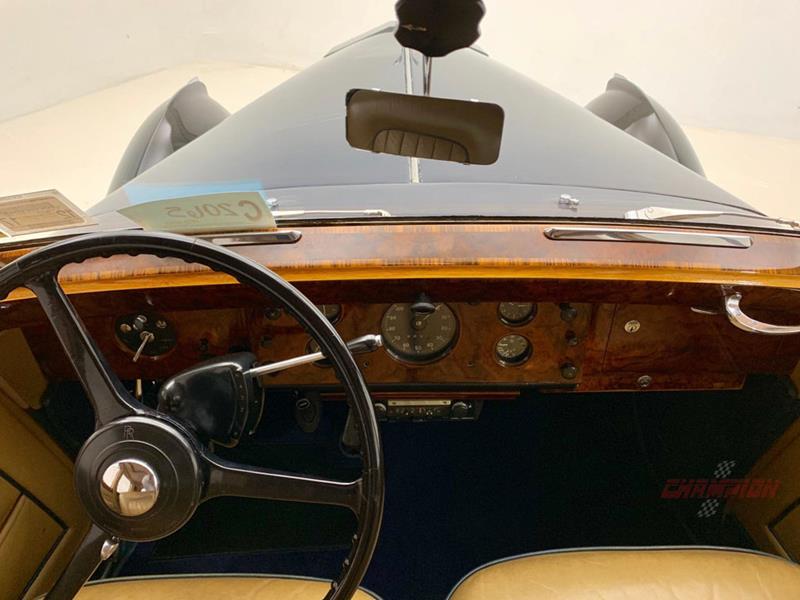 1953 Rolls-Royce Silver Dawn 25
