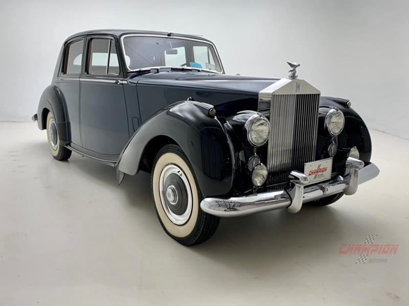 1953 Rolls-Royce Silver Dawn 5