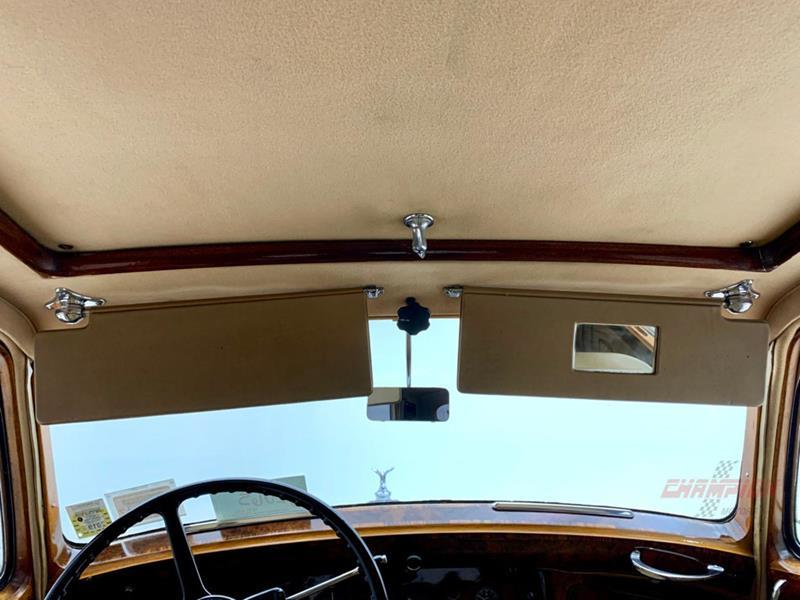 1953 Rolls-Royce Silver Dawn 26