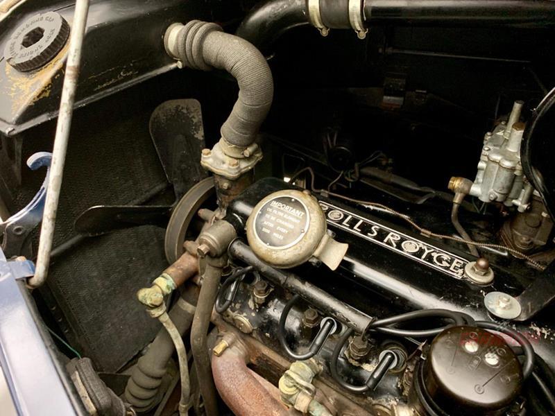 1953 Rolls-Royce Silver Dawn 45