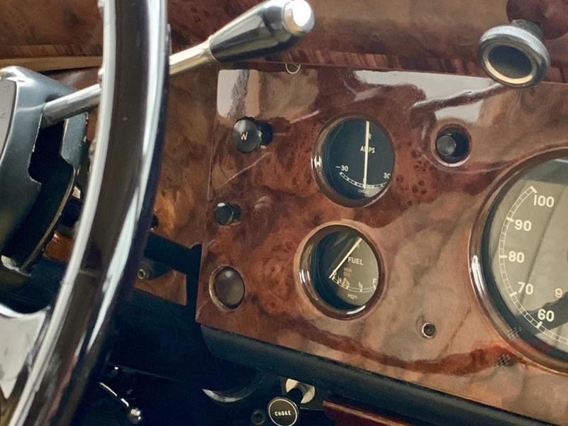 1953 Rolls-Royce Silver Dawn 19
