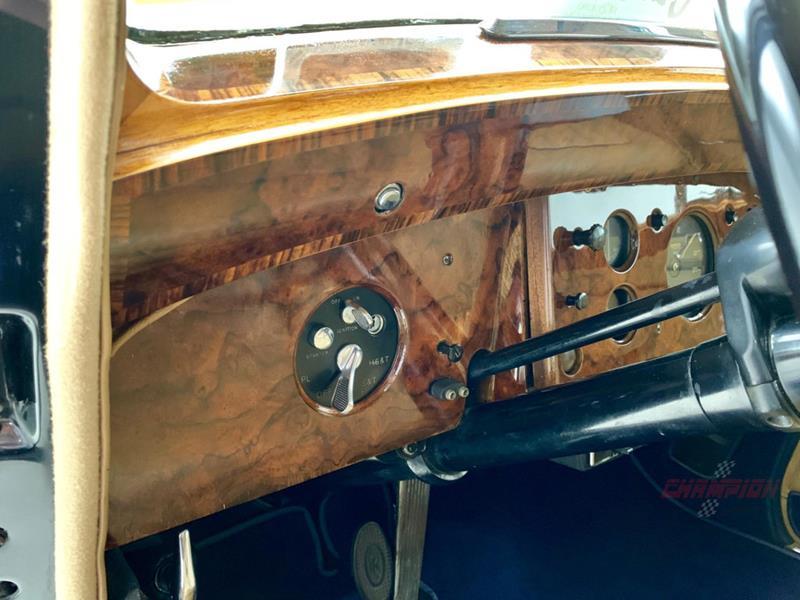 1953 Rolls-Royce Silver Dawn 16