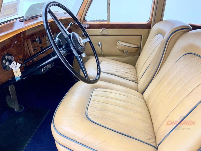 1953 Rolls-Royce Silver Dawn 15