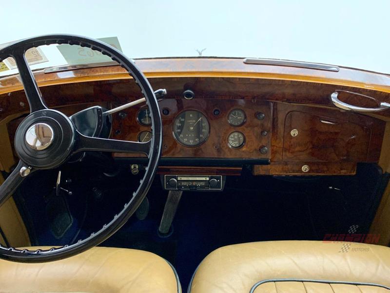 1953 Rolls-Royce Silver Dawn 21