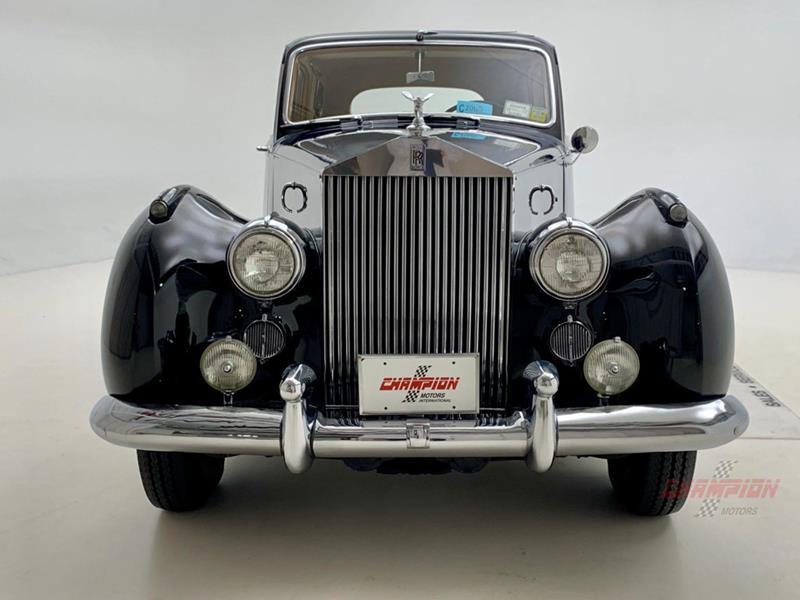 1953 Rolls-Royce Silver Dawn 4