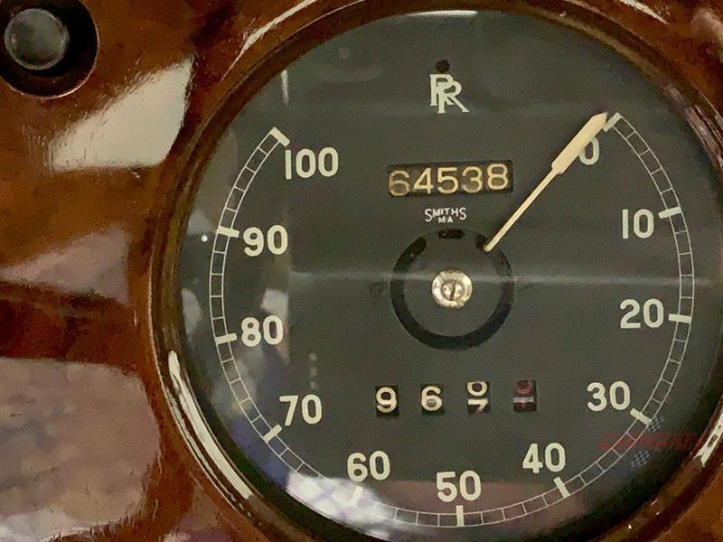 1953 Rolls-Royce Silver Dawn 20