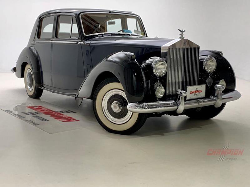 1953 Rolls-Royce Silver Dawn 1